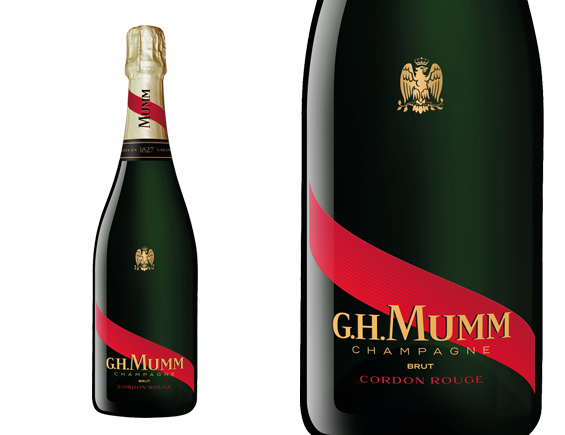 champagne gh mumm cordon rouge champagne wine of champagne. Black Bedroom Furniture Sets. Home Design Ideas
