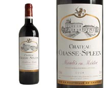 CHÂTEAU CHASSE-SPLEEN rouge 1998