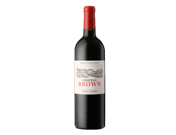 CHÂTEAU BROWN ROUGE 2015