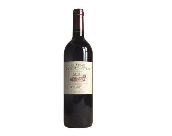 CHÂTEAU DURFORT-VIVENS rouge 1998