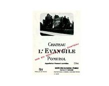 CHÂTEAU L'EVANGILE rouge 1994