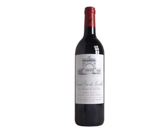 CHÂTEAU LEOVILLE LAS CASES rouge 1990, Second Cru Classé en 1855