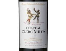 CHÂTEAU CLERC MILON 2011