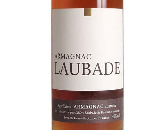 ARMAGNAC LAUBADE 1924