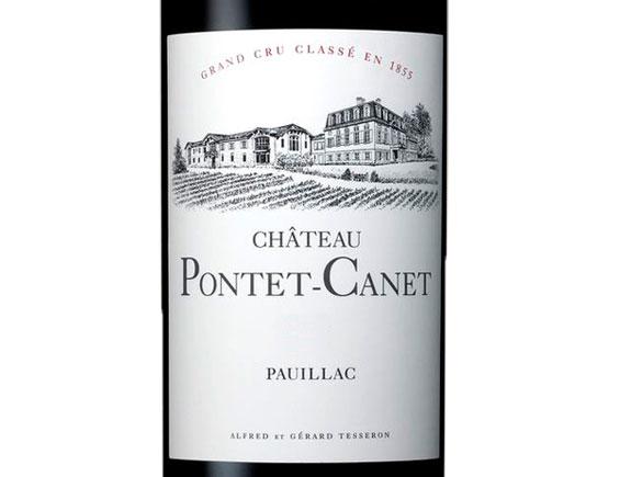 CHÂTEAU PONTET CANET 2012