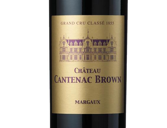 CHÂTEAU CANTENAC-BROWN 2012