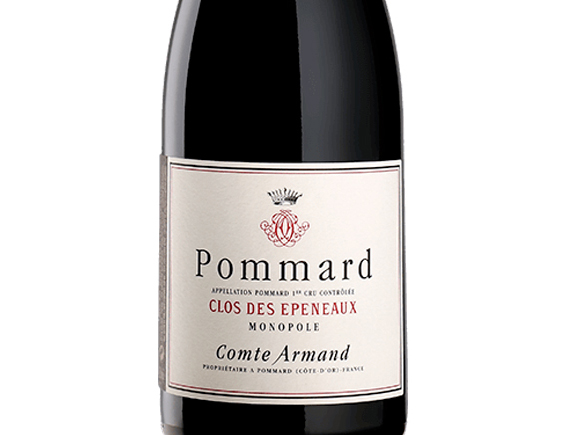 COMTE ARMAND POMMARD 1ER CRU CLOS DES EPENEAUX 2011