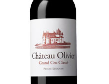 CHATEAU OLIVIER ROUGE 2013
