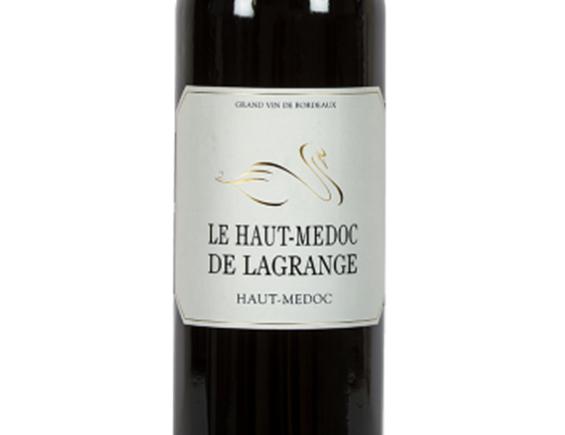 HAUT-MÉDOC DE LAGRANGE 2012