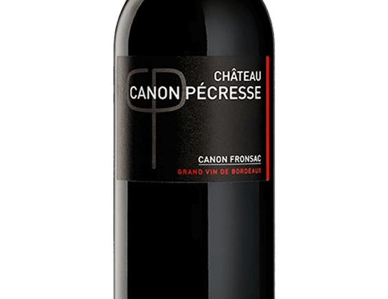 CHÂTEAU CANON PECRESSE 2015