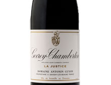 DOMAINE ANTONIN GUYON GEVREY-CHAMBERTIN LA JUSTICE 2015
