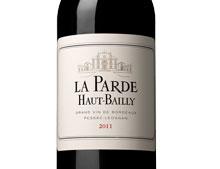 LA PARDE DE HAUT BAILLY 2015