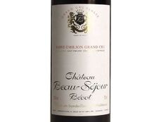 CHÂTEAU BEAUSEJOUR BECOT 2000
