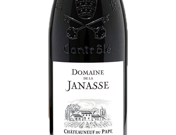 DOMAINE DE LA JANASSE CHÂTEAUNEUF-DU-PAPE ROUGE 2013