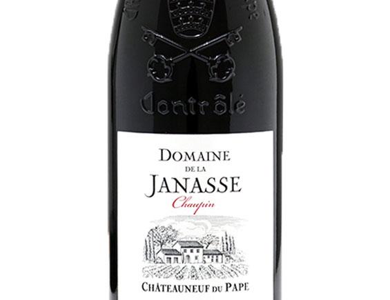 DOMAINE DE LA JANASSE CHÂTEAUNEUF-DU-PAPE CHAUPIN ROUGE 2011