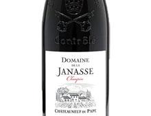 DOMAINE DE LA JANASSE CHÂTEAUNEUF-DU-PAPE CHAUPIN ROUGE 2013