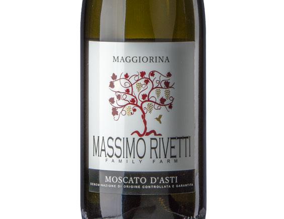 MASSIMO RIVETTI MOSCATO D'ASTI MAGGIORINA BLANC 2015