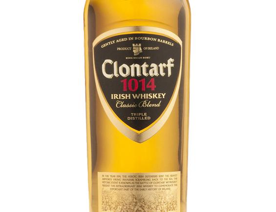 WHISKY CLONTARF 1014 CLASSIC BLEND ETUI
