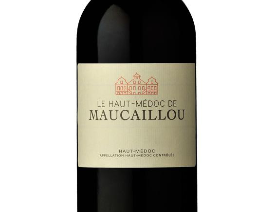 HAUT-MEDOC DE MAUCAILLOU 2014
