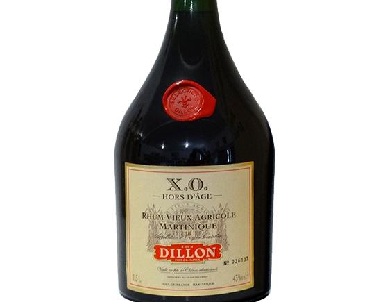 RHUM DILLON XO CAISSE BOIS