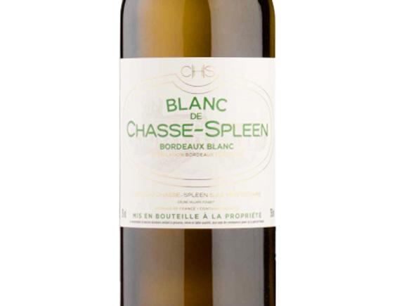 BLANC DE CHASSE-SPLEEN 2016