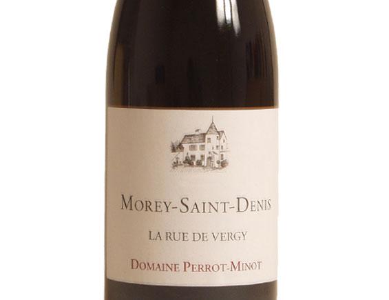 DOMAINE PERROT-MINOT MOREY-SAINT-DENIS EN LA RUE DE VERGY ROUGE 2015