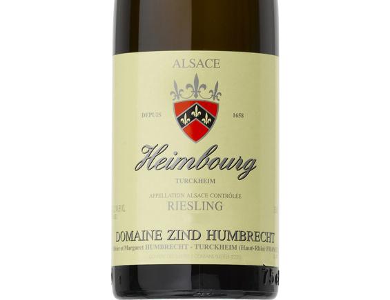ZIND-HUMBRECHT RIESLING HEIMBOURG 2015