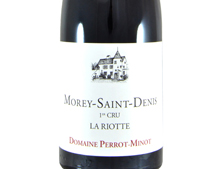 DOMAINE PERROT-MINOT MOREY-SAINT-DENIS 1ER CRU RIOTTE ROUGE 2016