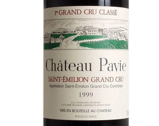 CHÂTEAU PAVIE rouge 1999