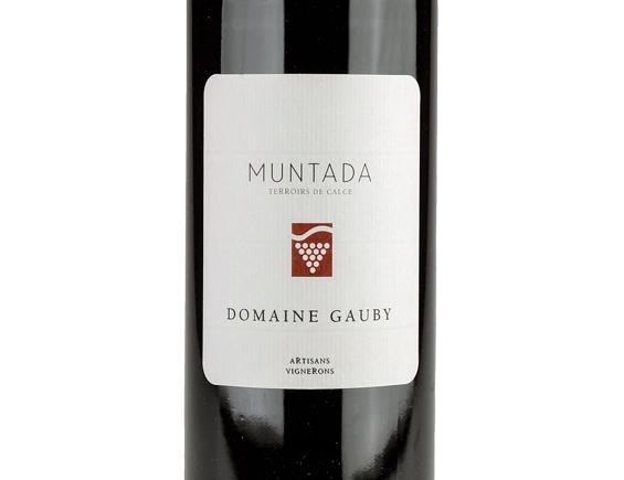 DOMAINE GAUBY MUNTADA ROUGE 2017