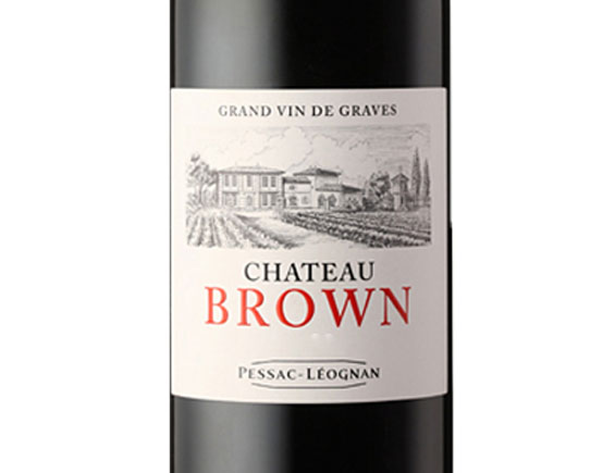 CHÂTEAU BROWN ROUGE 2017