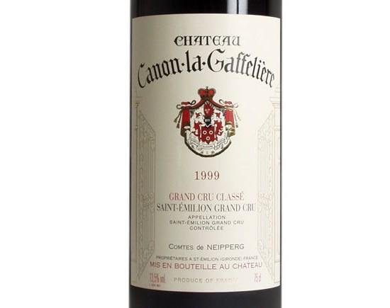 CHÂTEAU CANON LA GAFFELIÈRE 1999