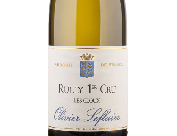 OLIVIER LEFLAIVE RULLY 1ER CRU LES CLOUX 2018