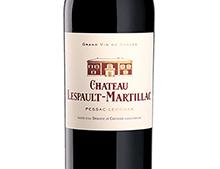 CHÂTEAU LESPAULT-MARTILLAC ROUGE 2018