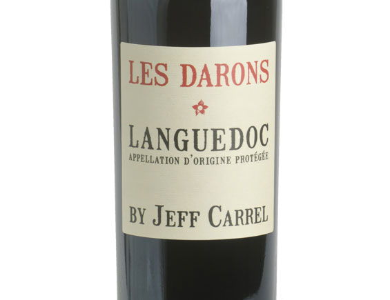 LES DARONS BY JEFF CARREL ROUGE 2017
