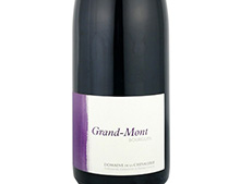 DOMAINE DE LA CHEVALERIE GRANDS MONTS 2012