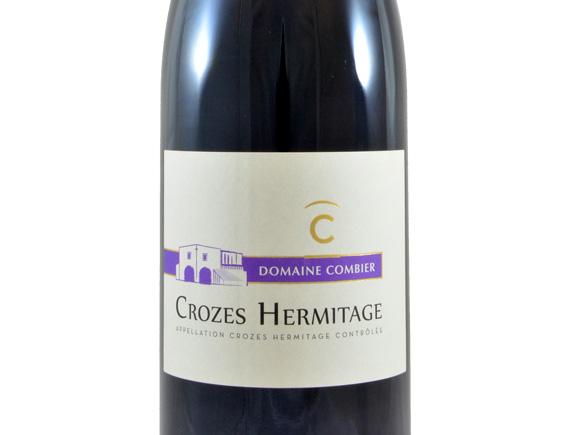 DOMAINE COMBIER CROZES-HERMITAGE ROUGE 2017