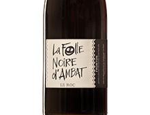 DOMAINE LE ROC FOLLE NOIRE D'AMBAT FRONTON ROUGE 2016