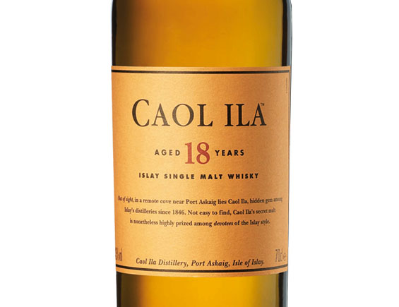 WHISKY CAOL ILA  RARE MALTS 18 ANS