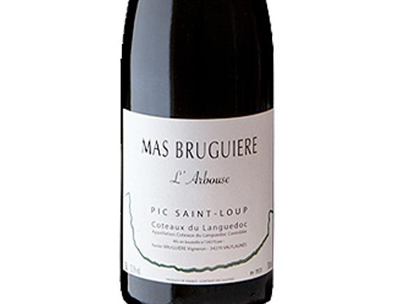 MAS BRUGUIERE L'ARBOUSE ROUGE 2018