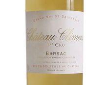 CHÂTEAU CLIMENS blanc liquoreux 1996, Premier cru classé en 1855