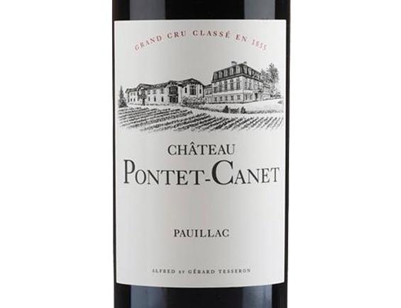 CHÂTEAU PONTET CANET 2019
