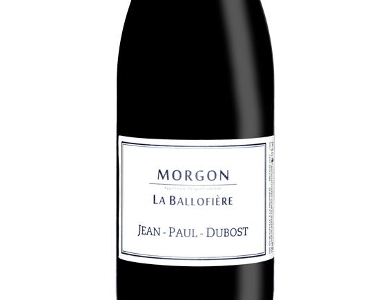 DOMAINE DUBOST MORGON LA BALLOFIERE 2019