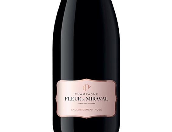 CHAMPAGNE FLEUR DE MIRAVAL ROSE EDITION ER1 COFFRET