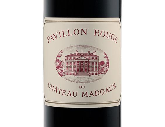 PAVILLON ROUGE DE CHÂTEAU MARGAUX  rouge 1990