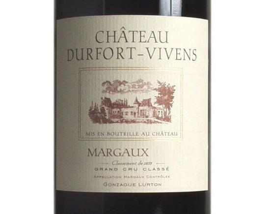 Château Durfort-Vivens 2004 rouge
