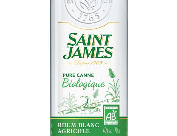 RHUM SAINT JAMES IMPERIAL BLANC BIO
