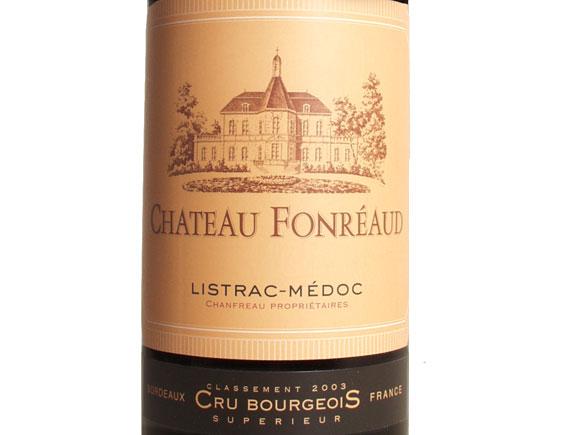 CHÂTEAU FONREAUD rouge 2005
