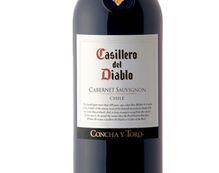 CONCHA Y TORO CASILLERO DEL DIABLO CABERNET SAUVIGNON rouge 2005