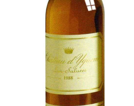 CHÂTEAU D'YQUEM 1988